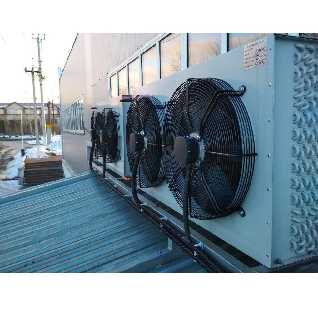 Конденсаторы для холодильного оборудования
