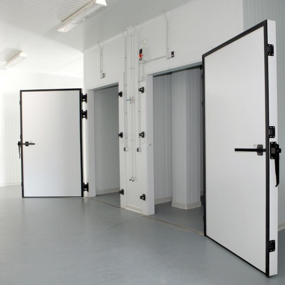 холодильные камеры хранения - фото