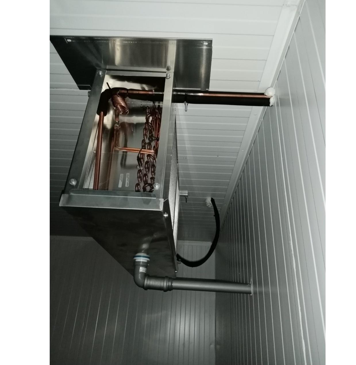 Сплит система для камеры хранения медикаментов воздухоохладитель