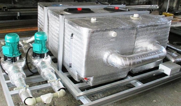 Гидромодуль ГМ-1500